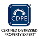 Certified Distressed Poroperty Expert